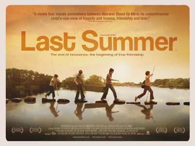 Adaptation Quad poster design : Last Summer