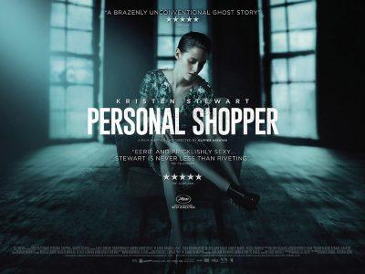 Original Quad poster design : Personal Shopper