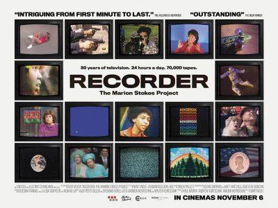 Original Quad poster design : Recorder