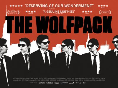 Adaptation Quad poster design : The Wolfpack